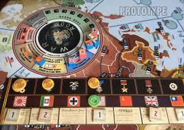 Back In 1984 Larry Harris Released One Of The Most Popular Board Games All Time Axis Allies It Sold Millions Units As Appealed To Both