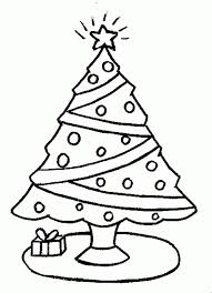 Christmas Tree Coloring Page Print by Christmas Trees Coloring Pages 33 Coloring Pages