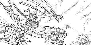 Ninjago Dragon Coloring Pages Fire U Weddings Inspirational Great