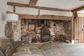 5 Old Country House Interior Design Vintage Style
