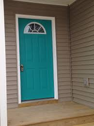 Our Front Door Nifty Turquoise Sherwin Williams I Love It