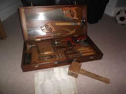 vintage spear u0026 jackson woodworking tool box and tools
