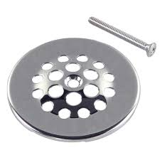 Home Depot Bathtub Stopper by Tub Strainer Stops Drains U0026 Drain Plugs Plumbing The Home Depot