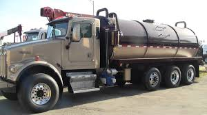 Central Truck Sales-Kenworth Vac Trucks, Kenworth Water Trucks - YouTube