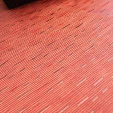 China Texly Weave Woven Vinyl Flooring Easy To Maintain With