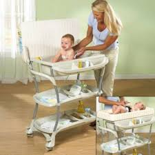 Bed Bath Beyond Baby Registry by Primo Euro Spa Baby Bath Tub And Changing Table Bed Bath U0026 Beyond