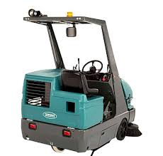 s20 compact mid sized ride on sweeper tennant company sweepers
