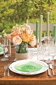 Luxury Spring Table Decorations