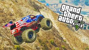 GTA 5 - Liberator Monster Truck Location In Single Player! (GTA V ... Grand Theft Auto 5 Gta V Cheats Codes Cheat Ford F150 Ext Off Road 2007 For San Andreas Cell Phone Introduction Grand Theft Auto 13 Of The Best To Get Your Rampage On Stock Car Races And Cheval Marshall Unlock Location Vehicle Mods Dodge Gta5modscom Tutorial How Get A Rat Rod Truck Rare Vehicle Youtube Ps4 Central Tow Truck Spawn Ps4xbox Oneps3xbox 360