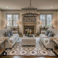 Transitional Living Room Sofa by Gray Crown Molding White Wall Home Sweet Home Pinterest