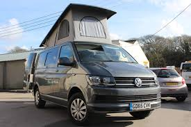 VW T6 Transporter Camper Conversion For Sale