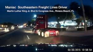 100 Southeastern Trucking Maniac Freight Lines Driver YouTube