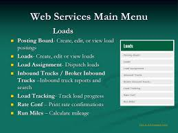 Back To Web Dispatch Menu - Ppt Download Truck Load Board Dat Truckersedge Evrasiaground Transportation As Freight Heats Up Driver Turnover Rate Climbs Again In Q3 How To Establish Rates Produce Newbies Watch This Video Youtube Us Car Carriers Driving An Open Highway Icl Systems New Referral Program Freight Run News Zrate Transforming The Od Industry Zmac Risk Sharing Contracts Use Of Fuel Surcharge Programs Ppt Truckdriverfishingprogram Service One 28575r16 Cooper Discover Rtx E 10ply Nissan Truckload Turnover Rate Sees Significant Drop In Fourth Quarter