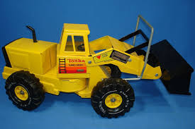 Tonka Trucks | Metal Tonka Mighty Turbo Diesel Metal Construction ...