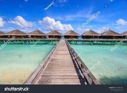 100 Kuramathi Island Maldives Resort Ari Troll Stock Photo Edit