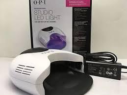 OPI GelColor STUDIO LED LIGHT Lamp Gel Dryer 110V 240V BUILT IN