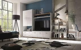 schrankwand massivholz wohnwand weiß wohnzimmerschrank eiche buche
