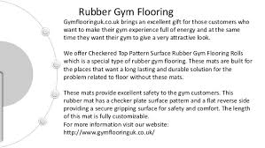 Rubber Gym Flooring Rolls Uk by Rubber Gym Flooring Energy Aerobics Rubber Floors Rubber Floor