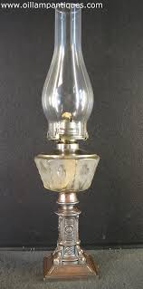 Antique Kerosene Lanterns Value by Edward Miller Oil Lamp With 107 Base Oil Lamp Antiques