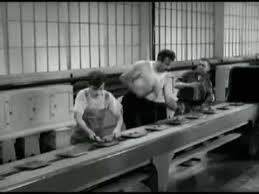 chaplin factory work