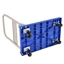 Platform Cart Folding Dolly Hand Truck Push Foldable Moving ...