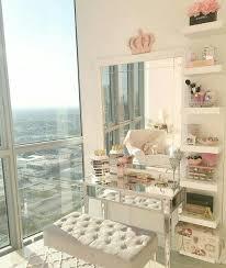 White Makeup Desk With Lights by Https I Pinimg Com 736x 4d B6 85 4db685891fcf14b