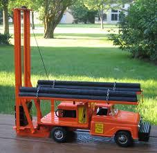100 Custom Toy Trucks Tonka Pile Driver Truck Collectors Weekly