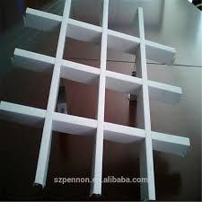 Fiberglass Drop Ceiling Tiles 2x2 by Open Grid Suspended Ceiling Tile Open Grid Suspended Ceiling Tile