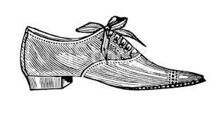 Shoe Clipart Mens 11