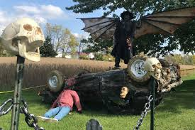 100 Truck From Jeepers Creepers Scary House Lights The Night Garrett Clipper Kpcnewscom