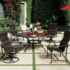 Homecrest Patio Furniture Replacement by Furniture U0026 Rug Cast Aluminum Patio Furniture Brands Tropitone