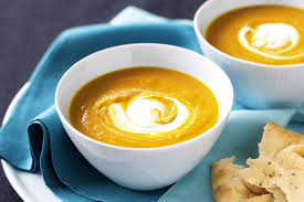 Pumpkin Soup Recipe Jamie Oliver by Roasted Pumpkin And Carrot Soup