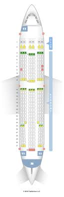 seatguru seat map air transat airbus a310 300 313 new business