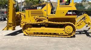 d4 cat dozer caterpillar d4g xl dozer cat d4 bulldozer low hours 2015