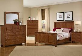 Vaughan Bassett Dresser Drawer Removal by Attractive Oak Night Stands Bedroom Including Cannery Bridge Stand