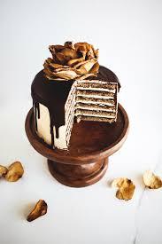 French Opera Cake – butter and brioche