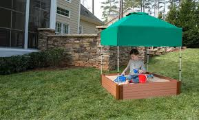 Sandboxes With Covers   Buy Sand Boxes   Frame It All Decorating Kids Outdoor Play Using Sandboxes For Backyard Houseography Diy Sandbox Fort Customizing A Playset For Frame It All A The Making It Lovely Ana White Modified With Built In Seat Projects Playhouse Walmartcom Amazoncom Outward Joey Canopy Toys Games Lid Benches Stately Kitsch Activity Bring Beach To Your Backyard This Fun Espresso Unique Sandboxes Backyard Toys Review Kidkraft Youtube