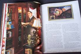 book review guillermo toro cabinet of curiosities my