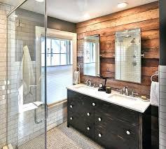 Stunning Rustic Bathroom Flooring Wood Vanity In Stone And