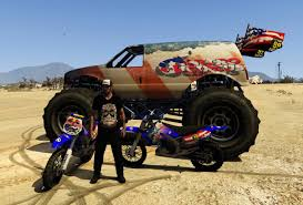 Nitro Circus Pack - GTA5-Mods.com Monster Truck Nitro 2k3 Blog Style Hsp 94108 Rc Racing Gas Power 4wd Off Road Trucks On Steam Hpi Savage Xl Frame 25 Roto Start Rtr Kevs Bench Top 5 Project Car Action Hot Wheels Year 2014 Jam 164 Scale Die Cast Nitro Menace Wiki Fandom Powered By Wikia Lego City 60055 Ebay Monster Trucks Nitro 2 Gratis Apps Recomendacion Del Dia Youtube Download Mac 133 Community Stadium For Android Apk