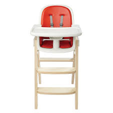Abiie High Chair Amazon by Amazon Com Oxo Tot Sprout High Chair Orange Birch Childrens