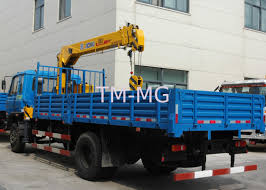 Durable Safety XCMG Transporting Telescopic Boom Truck Mounted Crane ...