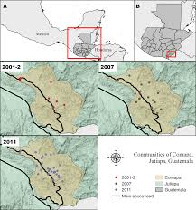 100 Where Is Guatemala City Located A Decade Of Vector Control Activities Progress And