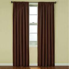 Eclipse Room Darkening Curtains by Eclipse Curtains U0026 Drapes Window Treatments The Home Depot