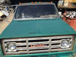 100 Pick Up Truck Parts 1988 GMC TOPKICK HOOD FOR SALE 555708