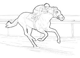 Foal Coloring Pages Lovely Wild Horse Or Adult Page Horses Good