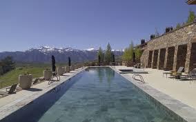 100 Aman Resort Usa Gani In Jackson Hole