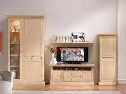 wohnwand wohnzimmer schrank set vienna 4 teilig b 340 x h 210 cm pinie massiv