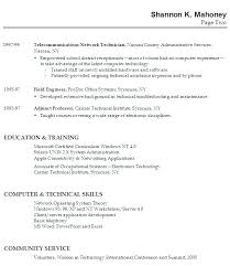 Sample Resumes For Highschool Students Resume Examples With No Work Experience