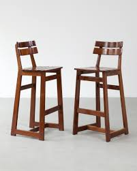 Sergio Rodrigues | Pair Of Barstools (1970s) | Available For ... Kroken Leather Armchair With Ftstool By Ake Fribytter For Nelo Mbel 1970s Midcentury Folding Rocking Chair 2019 Set Of Four Craft Revival Beech And Cherry 1903 2 50 M23352 Plywood Webbing Seat Back Hand Produced Laminated Oak Wishbone Rocking Chair Hans J Wegner A Model Ge673 The Keyhole Foldable For Sale At 1stdibs Fabric Vintage Vintage Lumbarest Gregg Fleishman Super Solid Wood Horse Danish 1960s Projects House Of Vintage Fniture